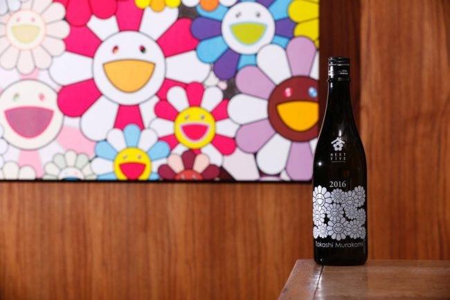 是村上隆微笑花啤酒、清酒上市這篇文章的首圖