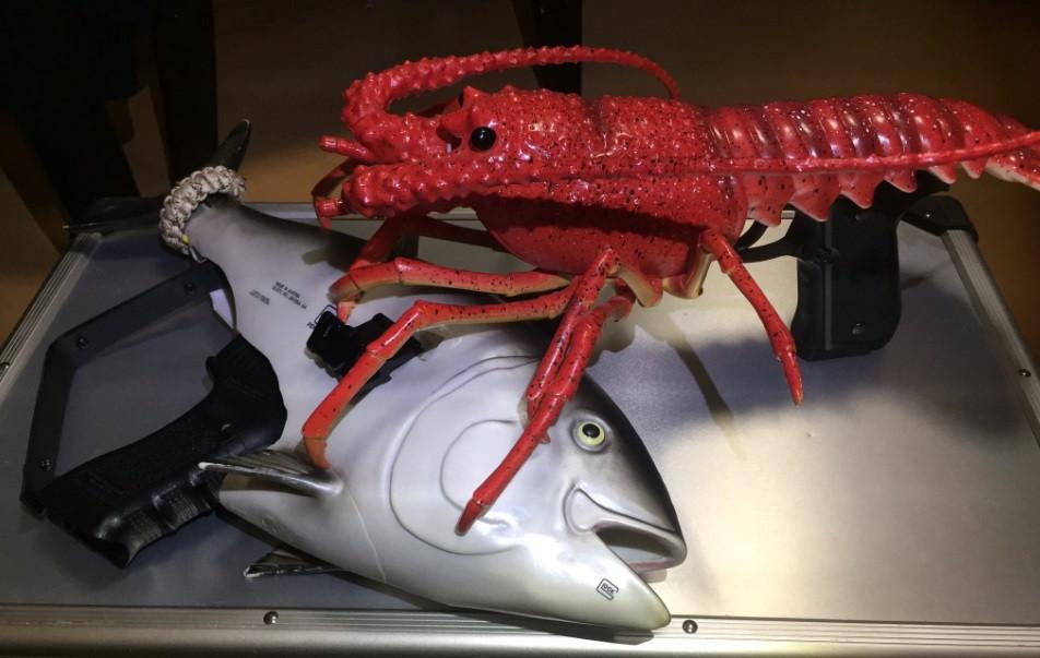 是改造成海鮮造型的電動槍這篇文章的首圖