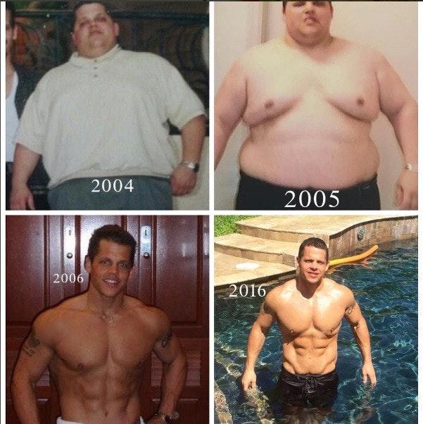 是【勵志】一年減肥肉、再花一年練肌肉的故事這篇文章的首圖