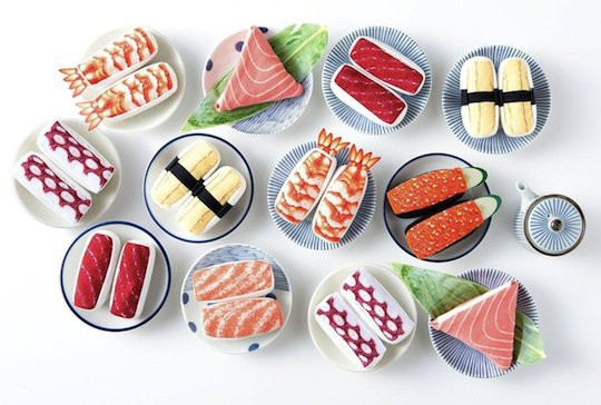 是為生活加點趣味-壽司襪這篇文章的首圖