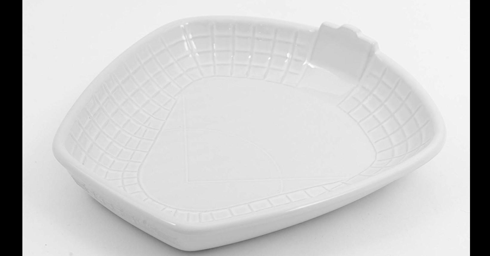 阪神甲子園球場官方認証的甲子園球場瓷盤
