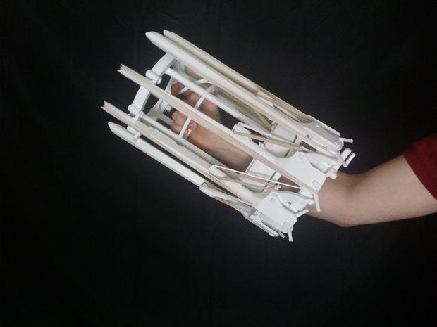 是3D列印製作橡皮筋加特林機槍這篇文章的首圖