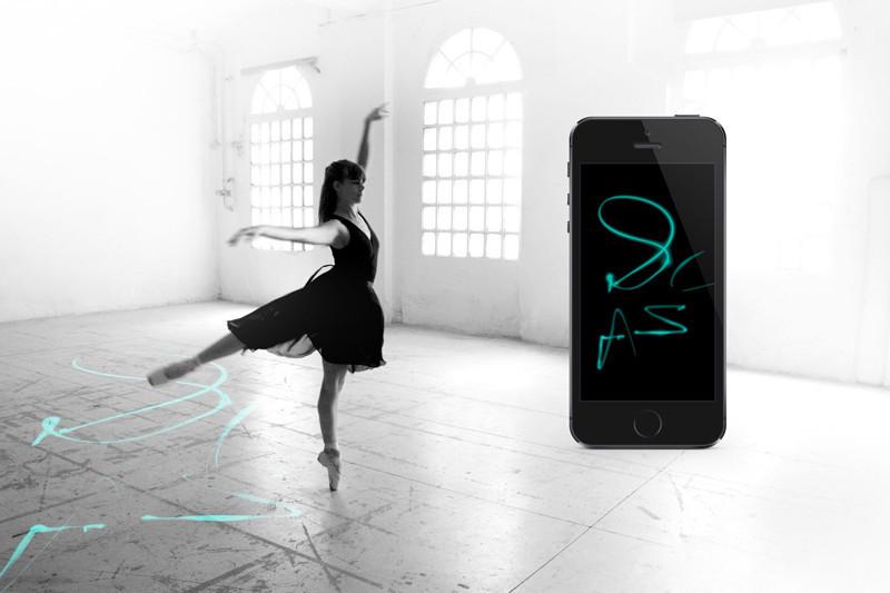 是結合手機與鞋子的智慧芭蕾舞鞋這篇文章的首圖