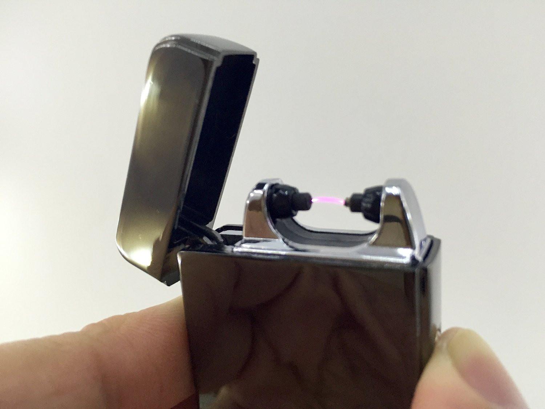 是打火機沒有火?能夠用USB充電的電弧打火機這篇文章的首圖