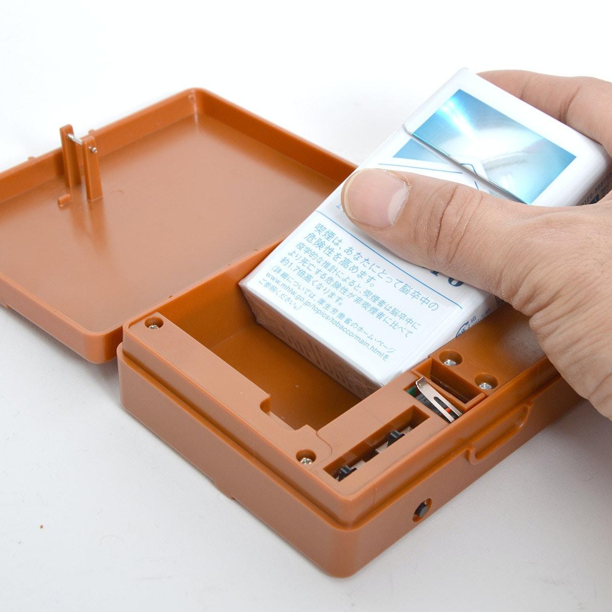 是戒煙者的自我修鍊-香煙保險箱這篇文章的首圖