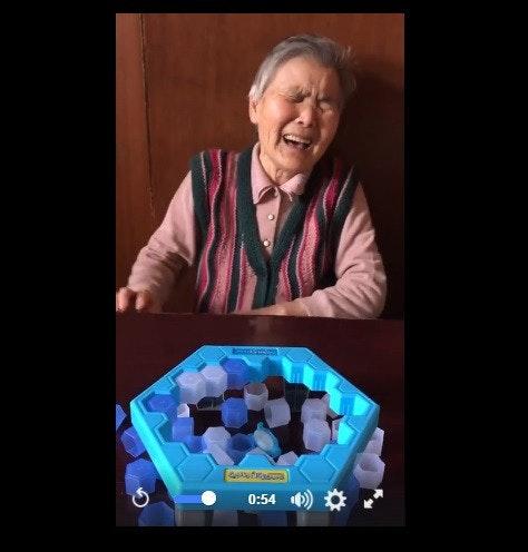 是歡樂冰塊遊戲連阿婆都愛玩這篇文章的首圖