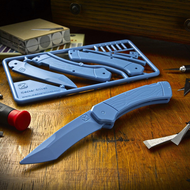 是教導孩子正確認識危險物品的 Klecker Trigger Knife Kit這篇文章的首圖