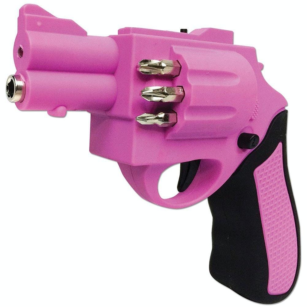 是女孩的工具日常-粉紅手槍形電動螺絲起子這篇文章的首圖