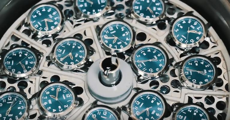Watch, Timex Group USA, Inc., Timex Ironman, , Clock, Business, , , V-Moda Forza Metallo, V-Moda, watch, watch, product, font, pattern, clock, circle, metal