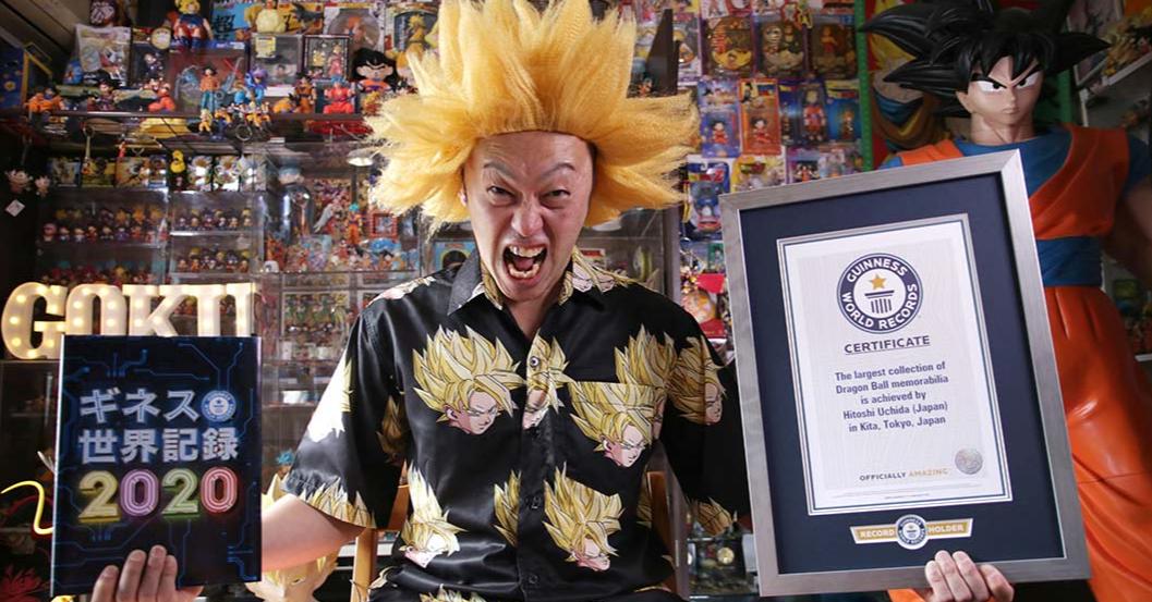 Guinness World Records, World, World record, Dragon Ball Z, Dragon Ball, Goku, Derek Padula, 2019年 8月 17 - 18日 大覺多倫多中心舉辦盂蘭盆暨葯師寶懺法會, , Dragoi Bolako objektuen zerrenda, guinness world records, Fiction, Anime, Fan, Games, Costume