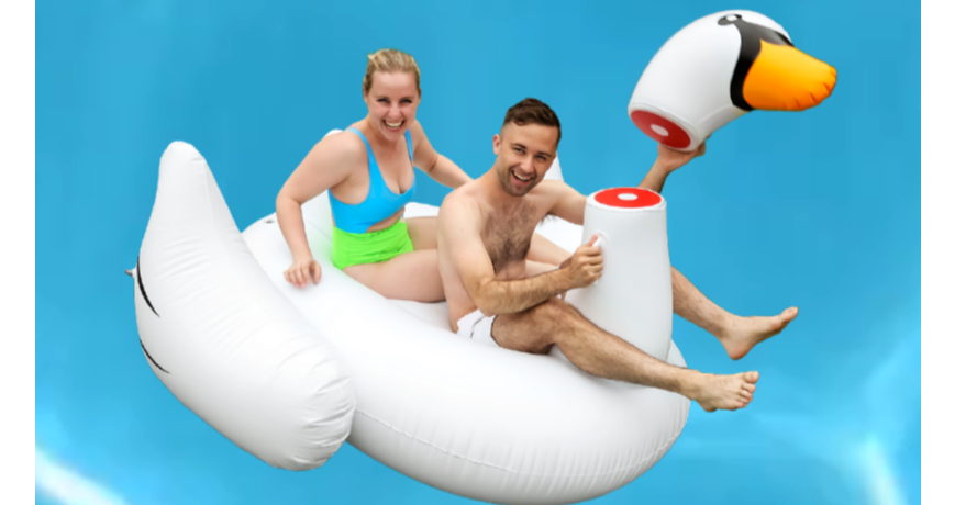 Inflatable, Leisure, Vacation, Product, inflatable, Inflatable, Fun, Leisure, Water park, Recreation, Games, Nonbuilding structure