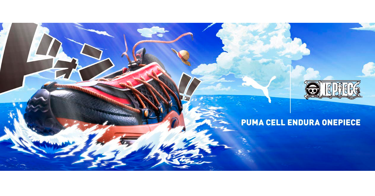 PUMA X ONE PIECE 千陽號老爹鞋