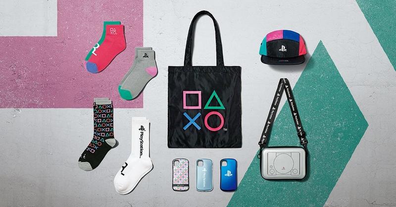 GU和PlayStation 聯名推出一系列生活服飾