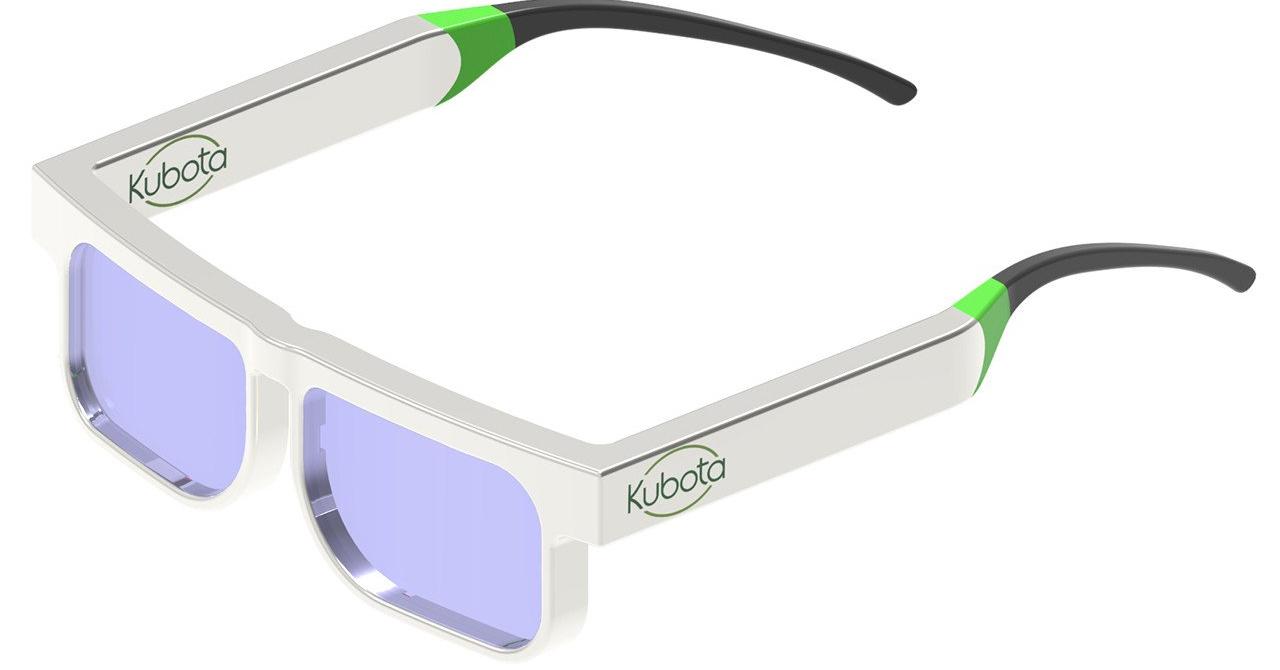 照片中提到了Kubota、Kubota,跟國ai、Kudzu.com有關,包含了クタ、眼鏡、風鏡、Acucela Inc.、近視