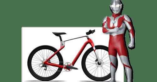 全球首款3D列印一體成形碳纖自行車,現在還有超人特仕版