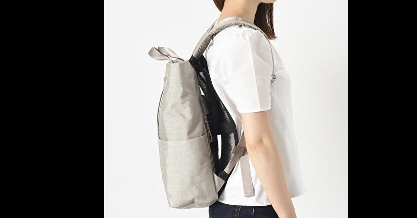 照片中包含了手提包、手提包、La Soeur AUX BACCHANALES(天津店)、時尚、背包