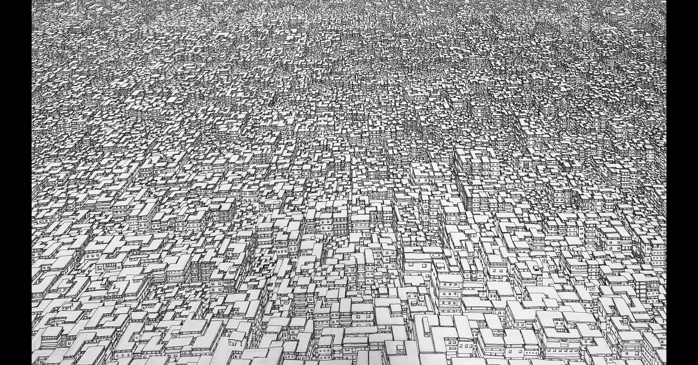 照片中包含了單色攝影、リラと戦禍の風、山水畫、黑白/ M、黑白-M