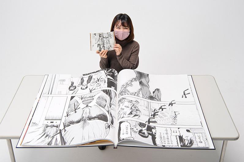 照片中提到了A,包含了設計、進擊的巨人、漫畫、講談社、巨大的