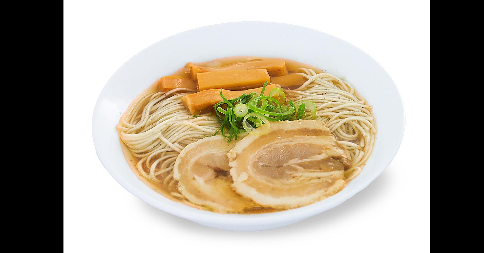 照片中包含了中國麵條、麵條、沖繩蕎麥麵、拉麵、中國麵條