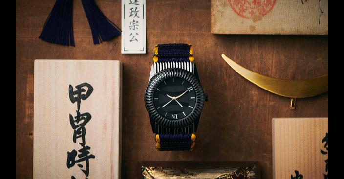 照片中提到了吐政宗公、中胃時,跟布魯克斯兄弟有關,包含了看、看、日本盔甲、大越忠製作所、手錶