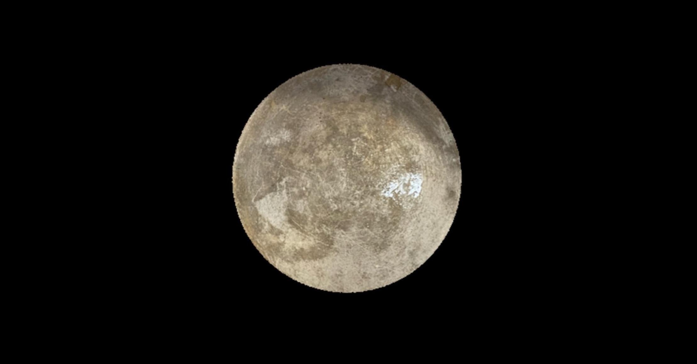 照片中包含了月亮、月亮、滿月、超級月亮、草莓月亮
