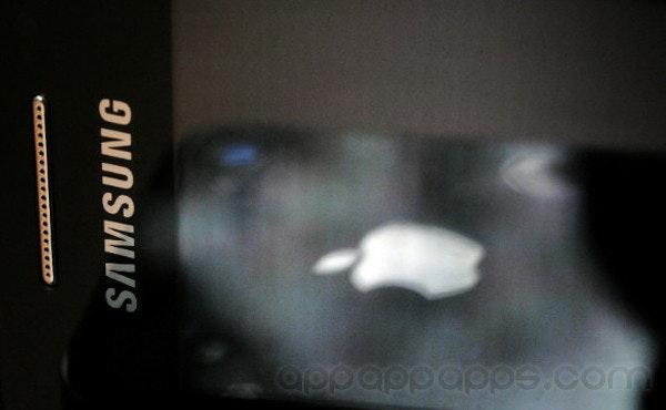 是Samsung敵對宣言: 我們不會像HTC那樣和Apple和解這篇文章的首圖