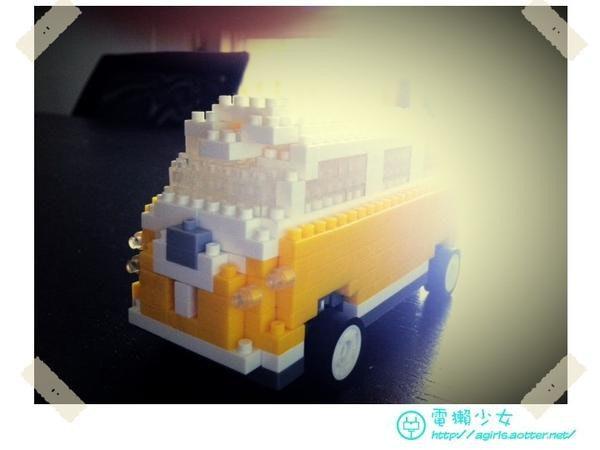 是[玩具] 聖誕節就送這個!超可愛iPhone遙控積木車這篇文章的首圖