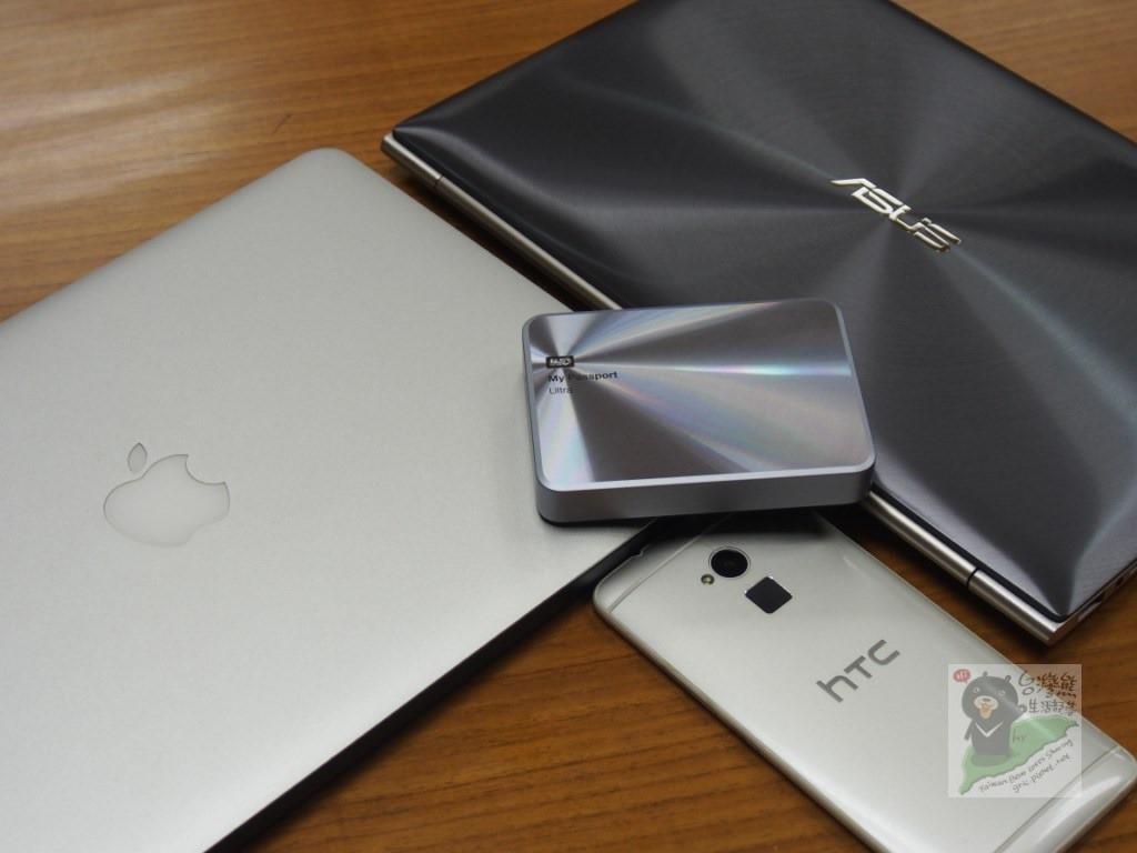是開箱時尚工藝金屬風格的WD My Passport 2TB隨身外接硬碟,搭附備份軟體實測PC與MAC兩相宜!重金屬科技控會喜愛!這篇文章的首圖