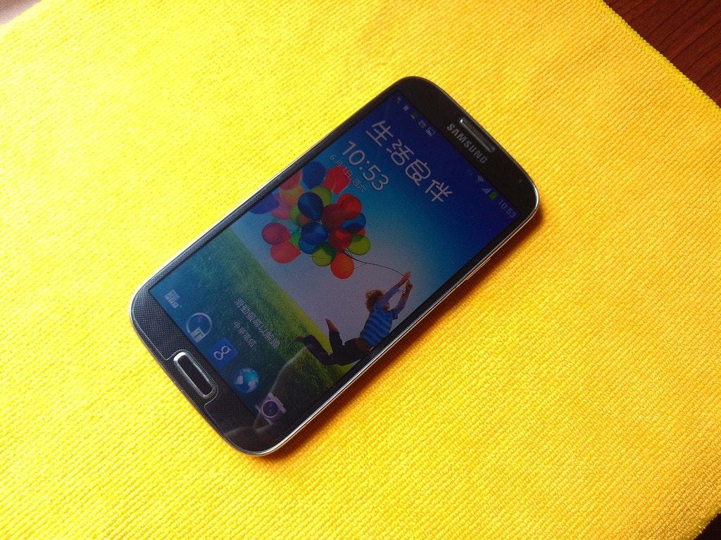 是三星 Galaxy S4 使用一周心得(上)...外在美這篇文章的首圖