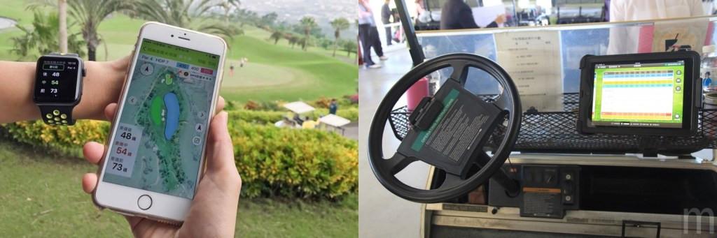 是Golface球車服務系統 運用iOS裝置打造智慧高爾夫球場這篇文章的首圖