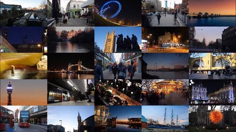 是集合 40 位攝影師、40 段 Timelapse 展示倫敦的繁華美景這篇文章的首圖