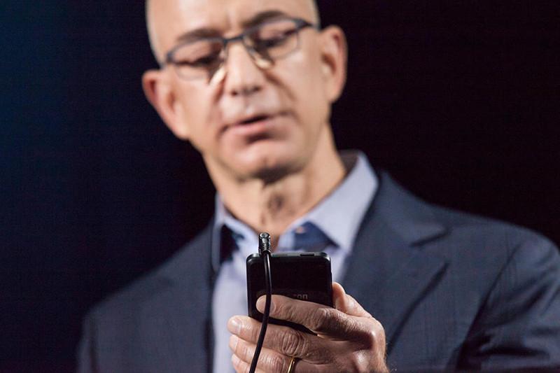 是幕後故事:貝索斯主導的亞馬遜手機為何失敗?這篇文章的首圖