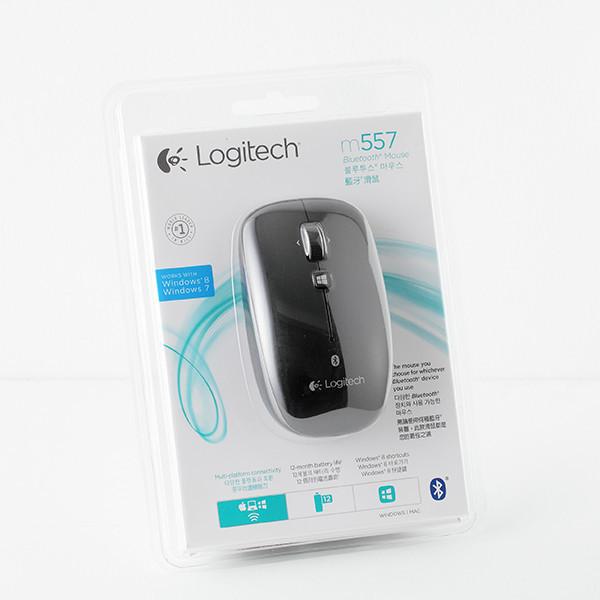 是《3C見學記》Logitech M557藍牙滑鼠小開箱這篇文章的首圖