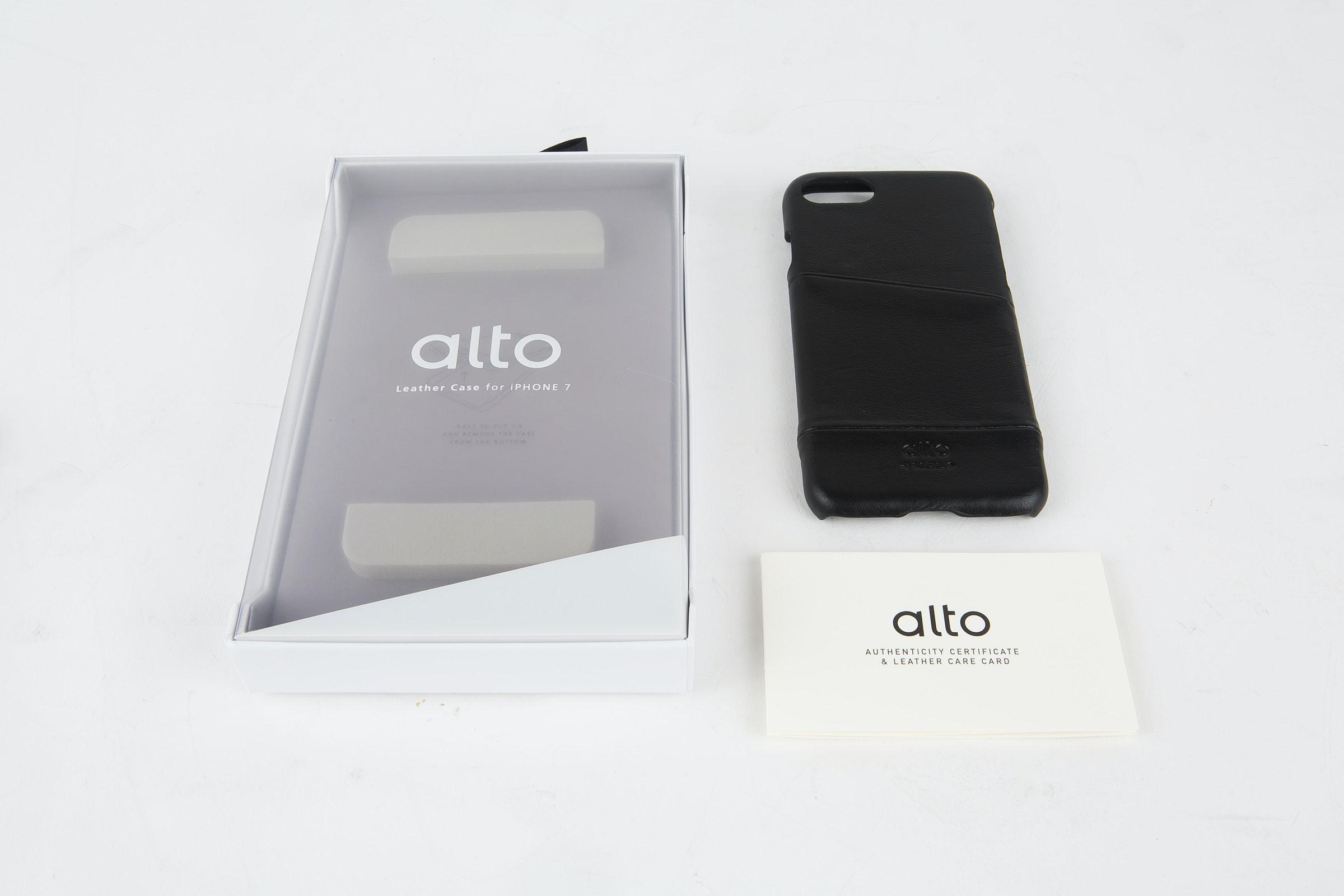 是精品等級alto Metro系列iPhone 7 義大利皮革手機殼這篇文章的首圖