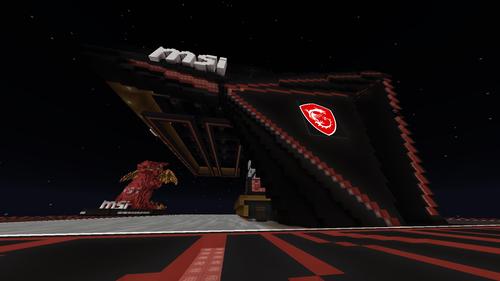 微星 X Minecraft - 全台最好玩的線上產品發表會上線啦!!!