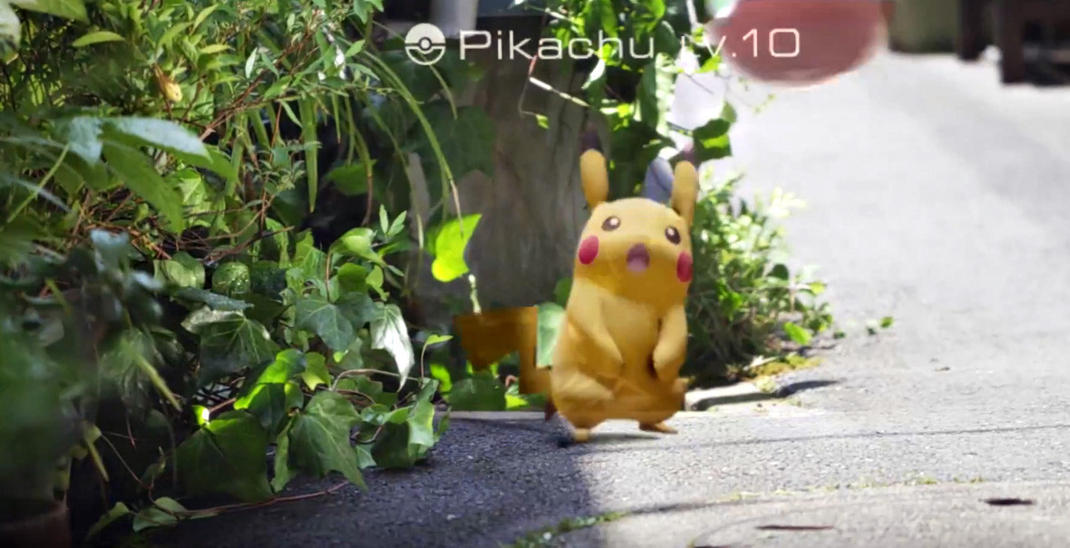 是懶科技:小心玩出命?瘋Pokemon Go前的必讀祕笈…這篇文章的首圖