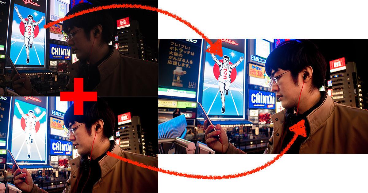 是[攝影小教室] 旅遊照超簡單(3):微單眼 / 單眼必看!善用 Photoshop 後製搞定難拍的「道頓崛固力果」這篇文章的首圖