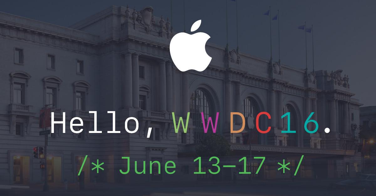 是[蘋科技] 蘋果開發者大會 WWDC 2016 日期正式公佈!到底會有哪些新產品一起發表呢?(含謠言整理)這篇文章的首圖