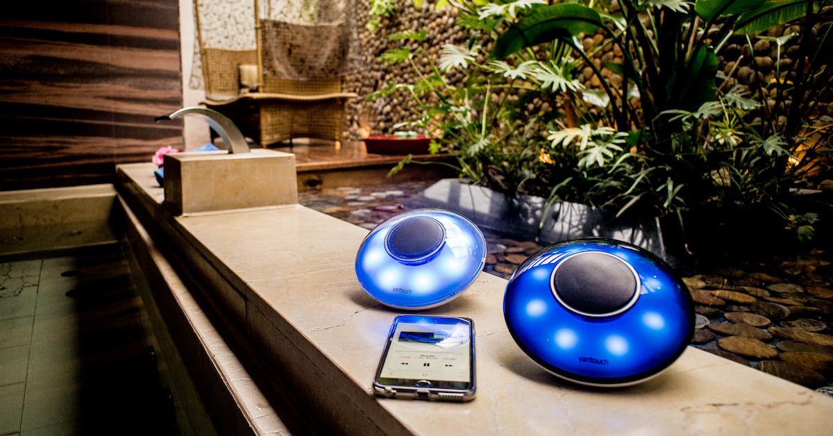 是Yantouch Eye 藍芽喇叭 X 紀氏集團 Motel,讓你開趴開房都有好音樂+好氣氛~這篇文章的首圖
