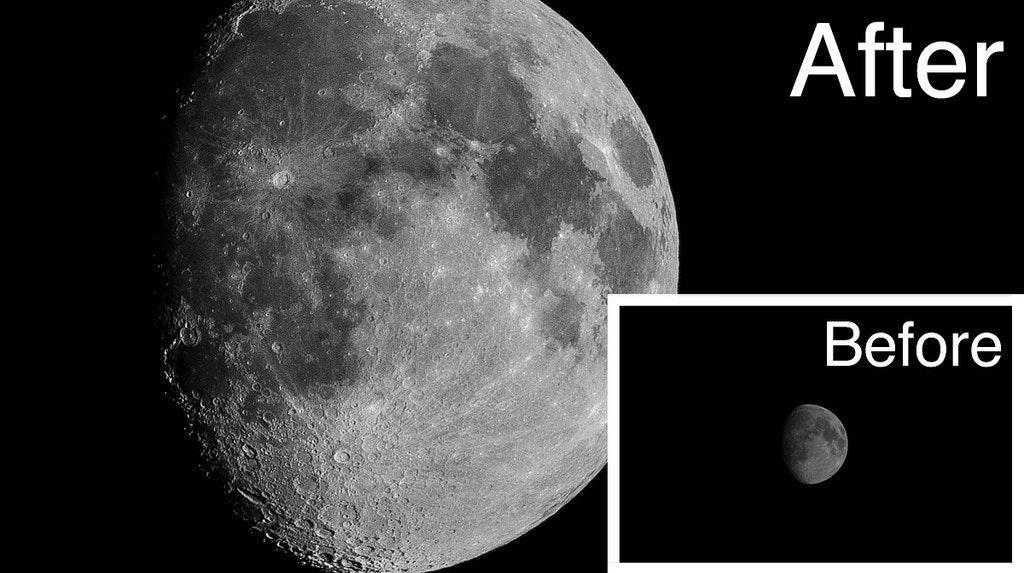 是[攝影小教室] 月亮拍完就結束了嗎?不~還要再處理一下才能讓你的月亮更完美!這篇文章的首圖
