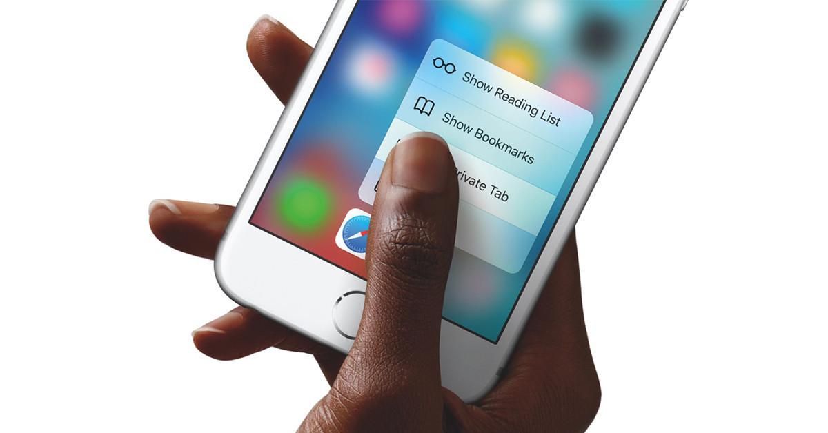 是[蘋果急診室] 拋開「長按」,這些才是 iOS Safari 上真正的 3D Touch 密技這篇文章的首圖