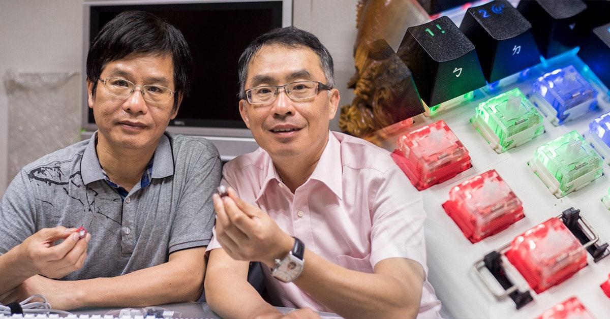 是豪撒一千五百萬只為一把鍵盤!i-Rocks 艾芮克與台灣開關老廠攜手打造世界第一「台灣自有軸」!這篇文章的首圖