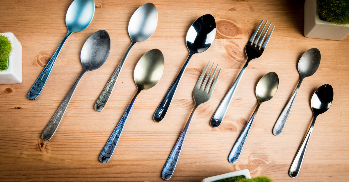 是尊爵、榮耀、不凡!台灣 TiGT 「純鈦」湯匙/叉子讓你一次湊齊全套天龍國餐具~這篇文章的首圖