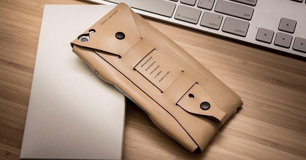 是哎呦很潮捏~日本 Core Sense 職人純手工 iPhone 6s / 6s Plus 皮套讓你「與眾不同」!這篇文章的首圖