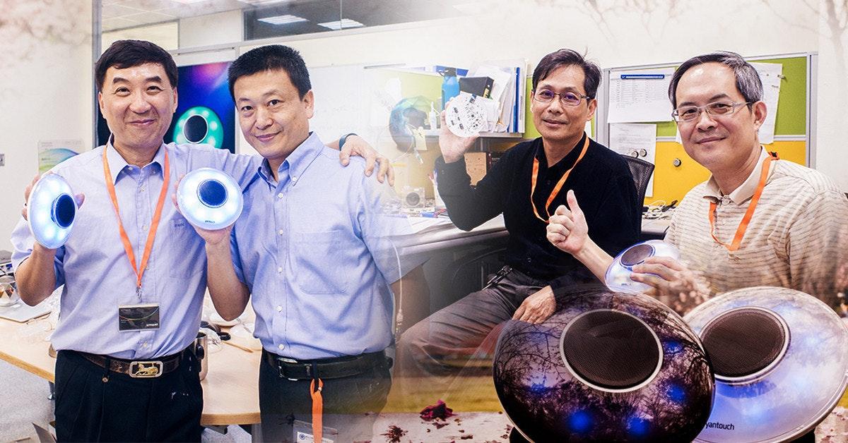 是[品牌大傳奇] 源自 Cisco 關鍵晶片研發團隊,台灣 Yantouch 高科技力打造完美藍牙喇叭這篇文章的首圖