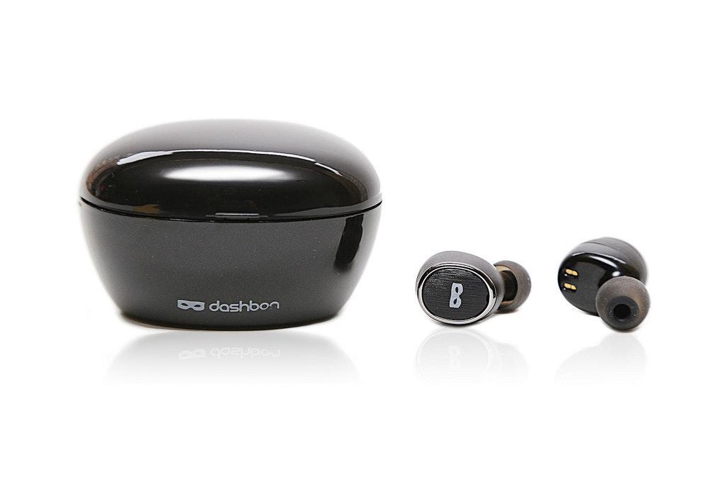 是Dashbon推出世界最小的HD立體聲全無線藍牙耳機SonaBuds這篇文章的首圖