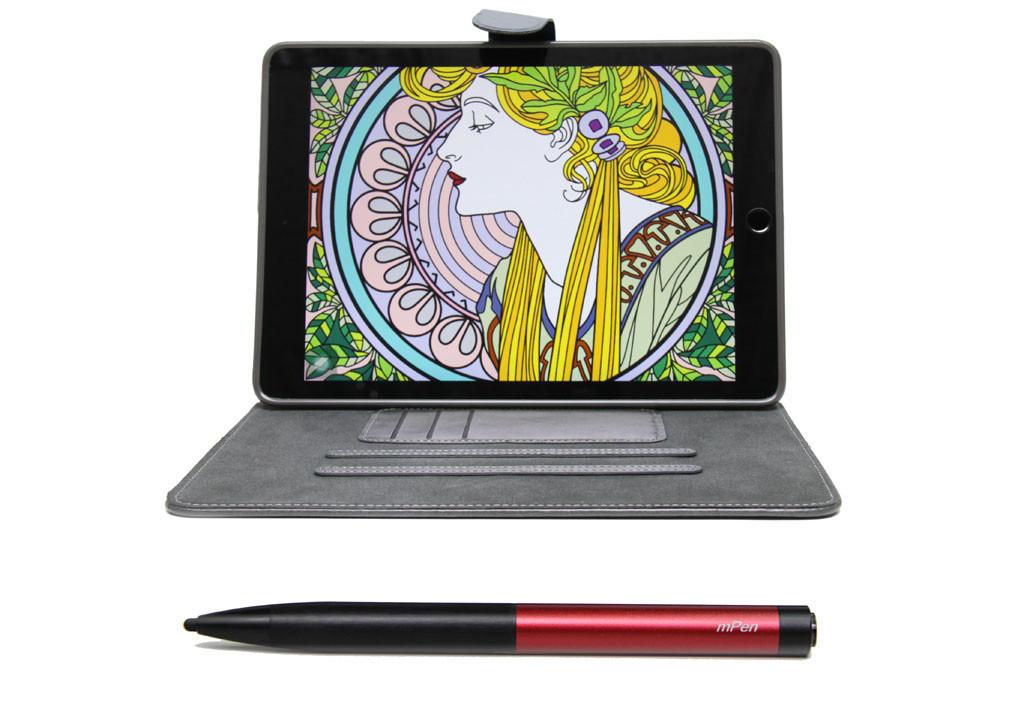 是【Moai】mPen全新跨平台平板電腦觸控筆:打造你心目中的Secret Garden秘密花園這篇文章的首圖