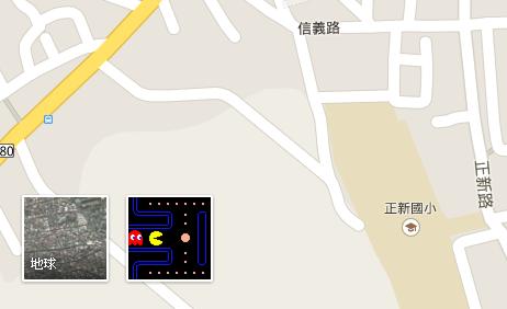 是玩完皮卡丘玩小精靈 Google地圖推出愚人節特別遊戲這篇文章的首圖
