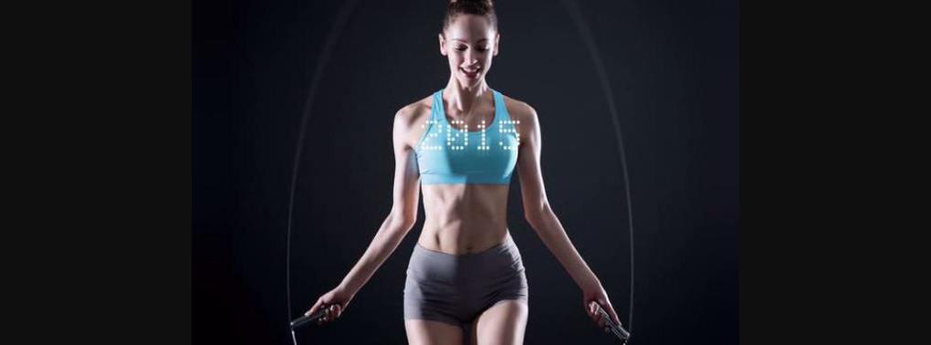 是讓跳繩來幫你數數兒,電子顯示迴圈數智慧型跳繩這篇文章的首圖
