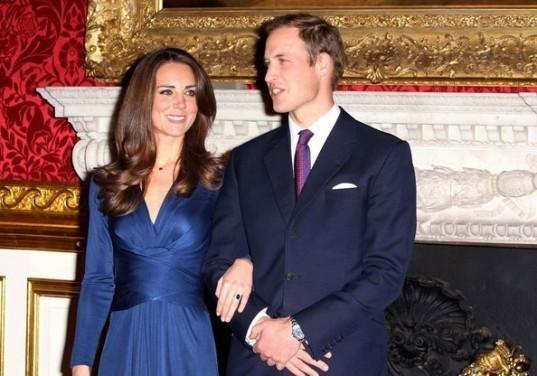 是皇室規格!威廉和凱特的世紀婚禮將產生6765噸二氧化碳這篇文章的首圖